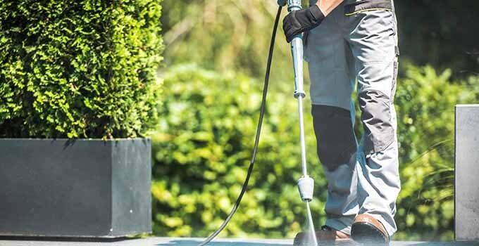 Sådan vedligeholder du din flise terrasse