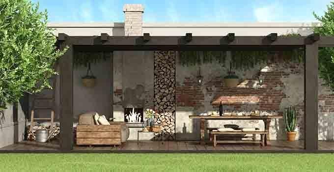 Brunimprægneret terrasse – Sådan passer du bedst på din terrasse