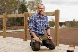 Lav en træterrasse - Sådan griber du arbejdet an fra start til slut