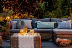 Bliv inspireret af hyggelige terrasser