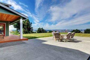 Beton terrasse pris – Hvor meget koster det?